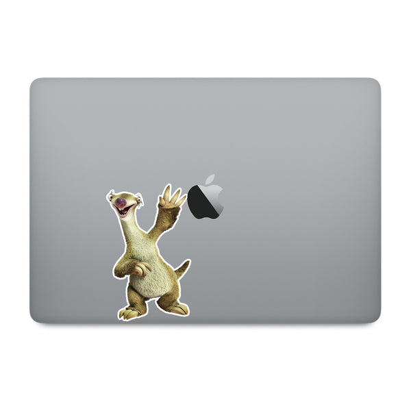 Ice Age Sid MacBook Decal V1