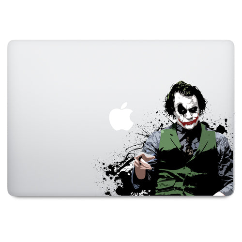 Batman Joker MacBook Decal V2