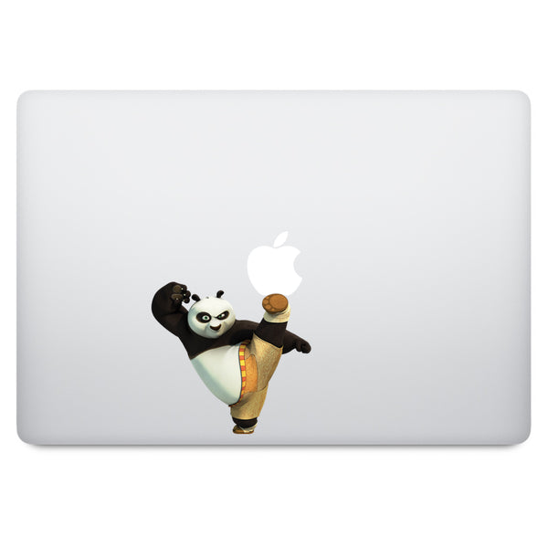 Kong Fu Panda MacBook Decal V2