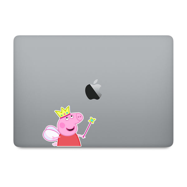 Peppa MacBook Decal