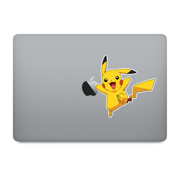 Pokemon Pikachu MacBook Decal V2