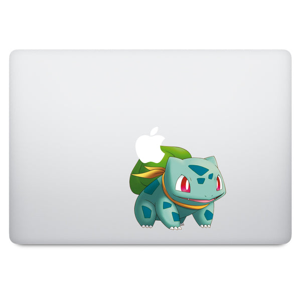 Pokemon Bulbasaur MacBook Decal