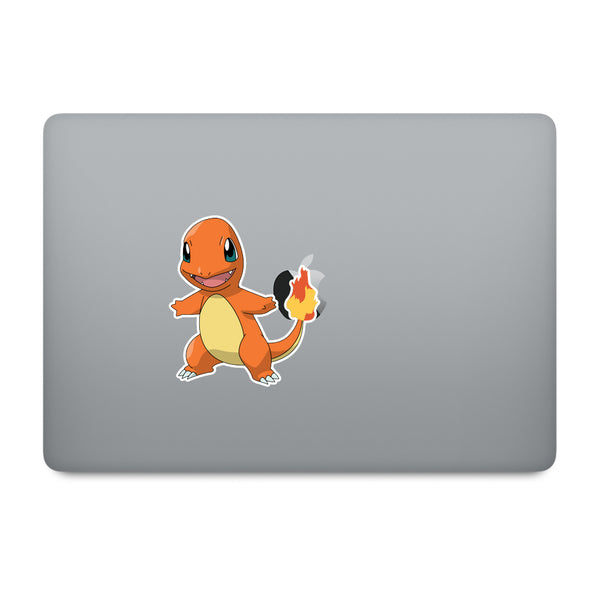 Pokemon Charmander MacBook Decal