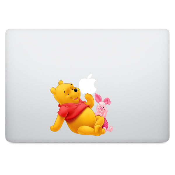 Winnie the Pooh MacBook Decal V2