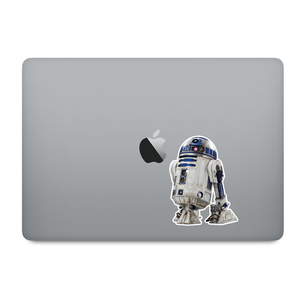 Star Wars R2D2 MacBook Decal V2