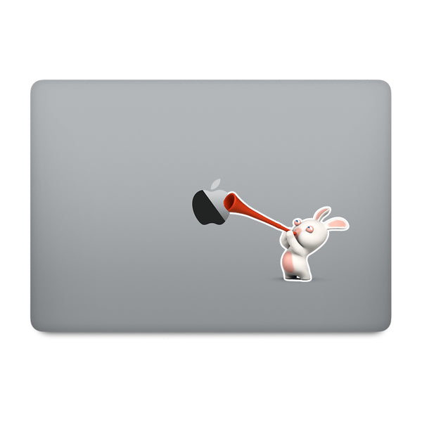 Rayman Rabbids MacBook Decal V2