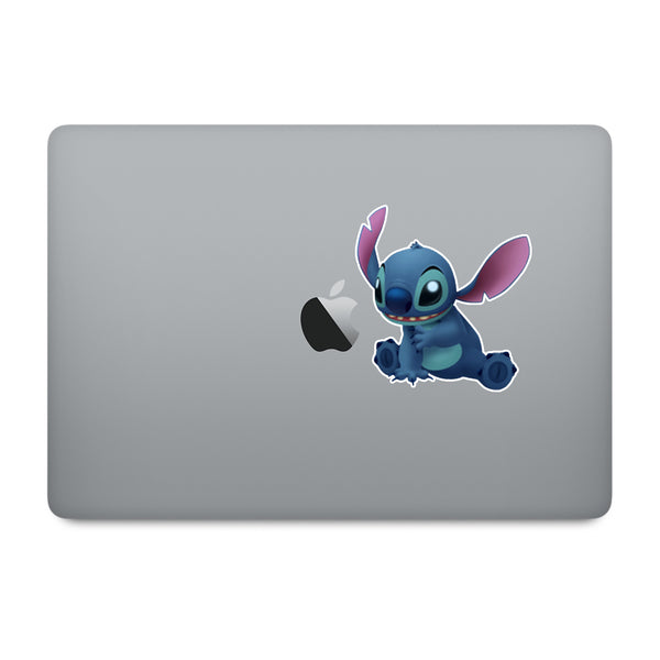 Lilo & Stitch MacBook Decal V3
