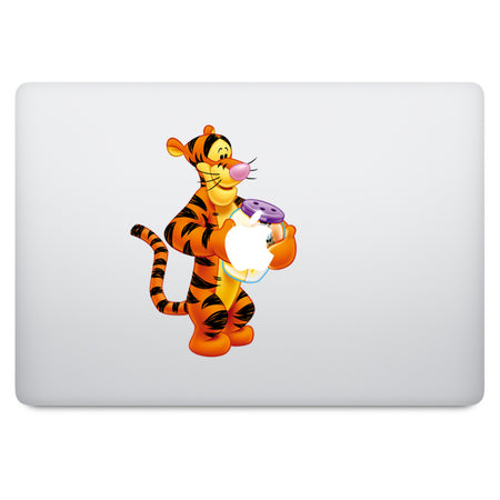 Street Fighter MacBook Decal V3