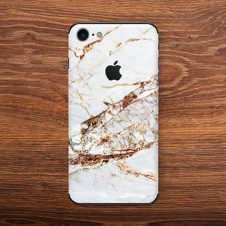 Wood iPhone Decal