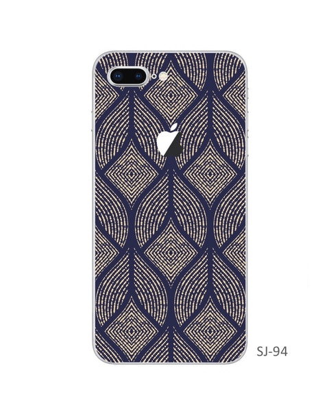 Pattern iPhone Decal
