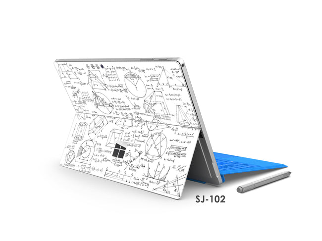 Doodle Surface Pro Decal