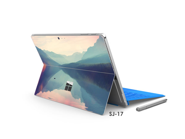Scenery Surface Pro Decal