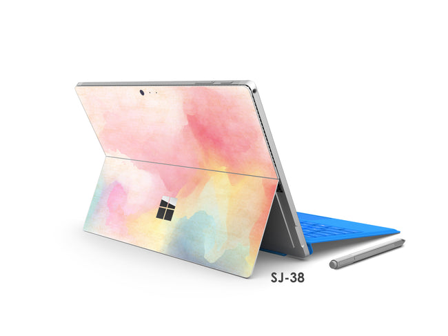 Paint Surface Pro Decal A