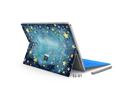 Stars Surface Pro Decal