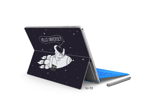 Astronaut Surface Pro Decal
