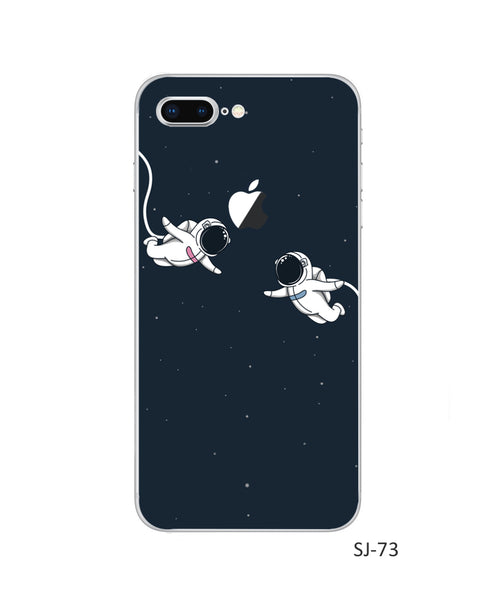 Astronaut iPhone Decal