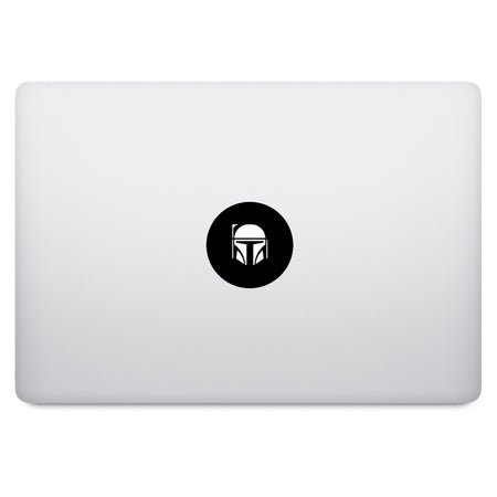 Cute Lion MacBook Decal
