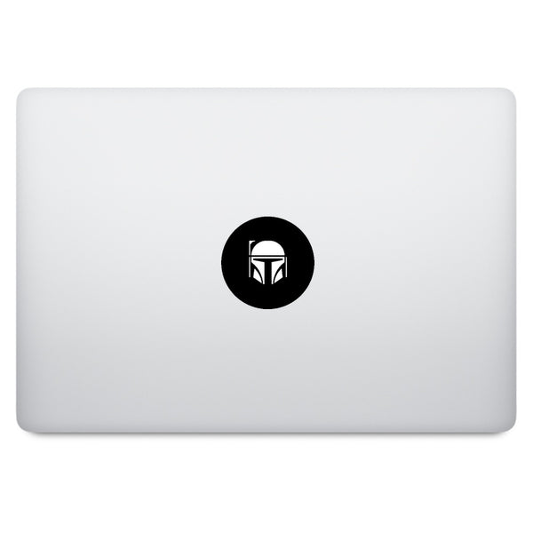 Star Wars Fette MacBook Decal