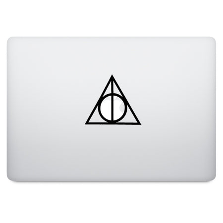Harry Potter MacBook Decal V1