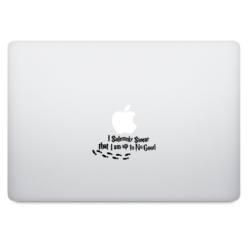 Harry Potter Quote MacBook Palm Rest Decal