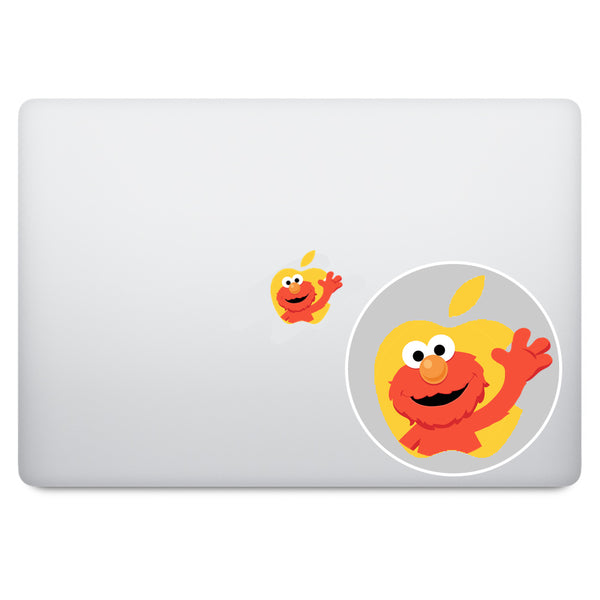 Almo Apple Logo MacBook Decal