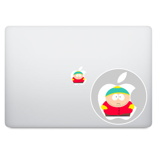 South Park Apple Logo MacBook Decal V3