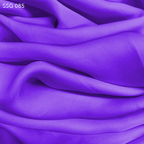 Silk Georgette (Solids)