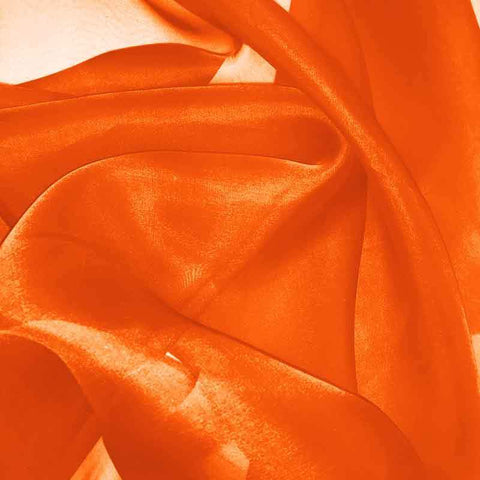 Silk Organza Fabric (Solids)