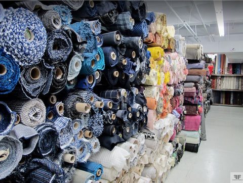 High quality wholesale fabrics for fashion designers and clothing brands