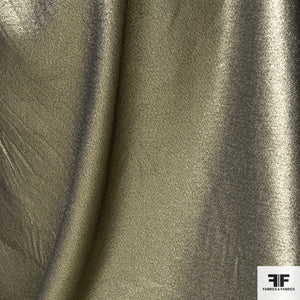 Metallic Lamé - Gold