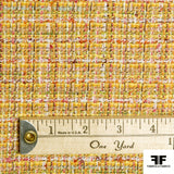 Cotton Tweed/Boucle Suiting - Multicolor - Fabrics & Fabrics NY