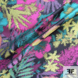 Tropical Floral Brocade - Multicolor