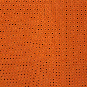 Eyelet Embroidered Cotton - Orange - Fabrics & Fabrics NY