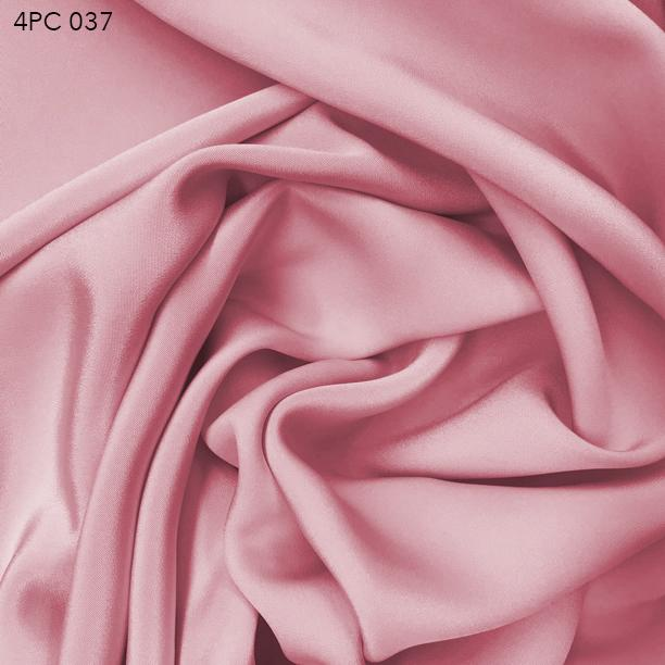 4 Ply Silk Crepe - Dusty Rose - Fabrics & Fabrics NY