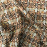 Cotton Novelty Tweed - Multicolor - Fabrics & Fabrics NY