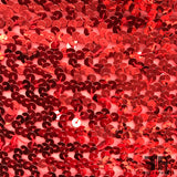 Sequin Chiffon - Red