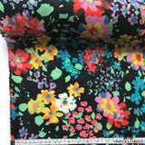 Floral Cotton Shirting - Multicolor