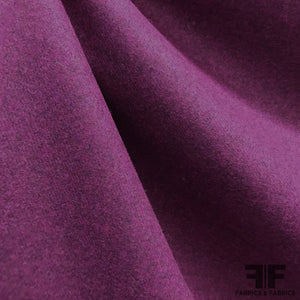 Italian Wool Suiting - Purple