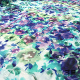 Psychedelic Printed Cotton - Multicolor - Fabrics & Fabrics