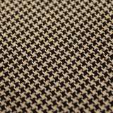 Houndstooth Wool Suiting - Fabrics & Fabrics