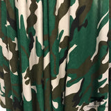 Lightweight Camo Jersey - Green/Brown/Black/Tan - Fabrics & Fabrics