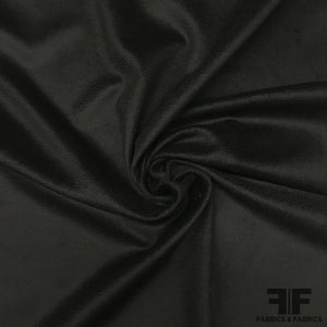Wool Coating - Black
