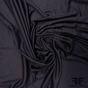 Rayon Interlock Knit - Midnight Purple