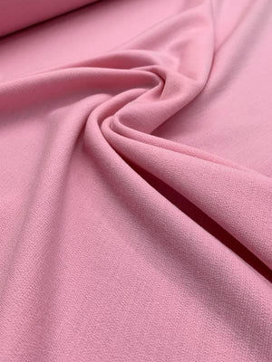 Italian Quality Wool Knit - Soft Pink