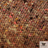 Speckled Wool Tweed - Multicolor