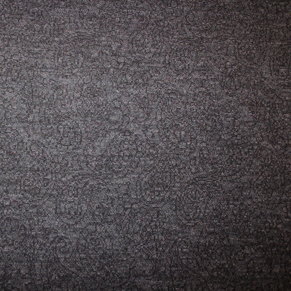 Wool Knit Blend - Dark Grey