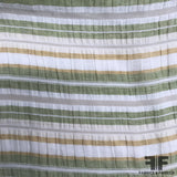 Striped Linen - Multicolor