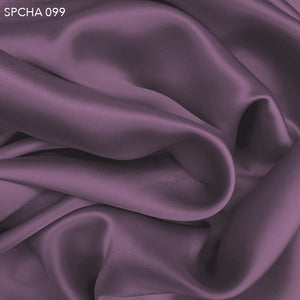 Silk Charmeuse - Mulberry