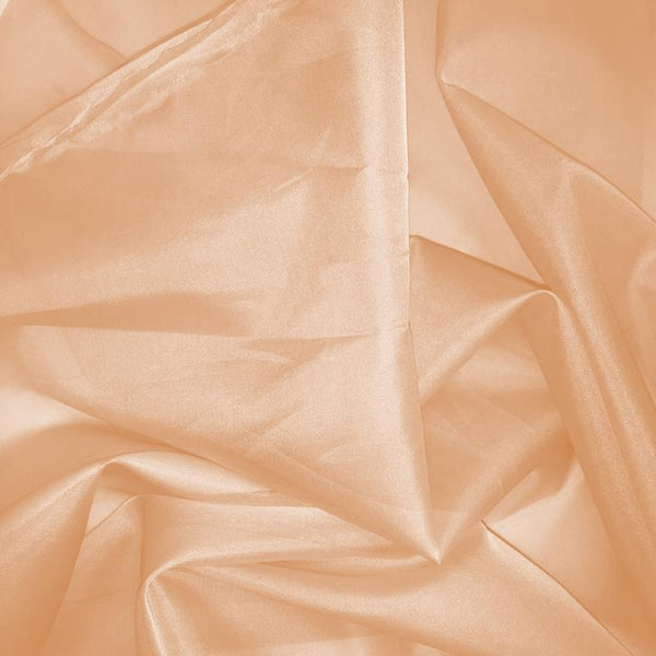 Orange Silk Organza fabric - Fabrics & Fabrics