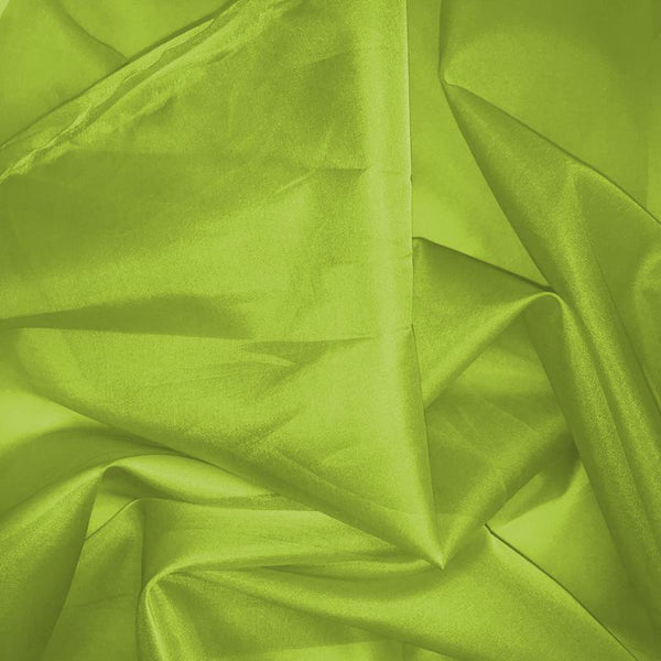 Acid Lime Green Silk Organza fabric - Fabrics & Fabrics